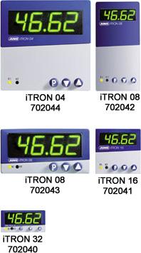 伟德国际betvicror官网JUMO久茂紧凑型智能调节器 JUMO iTRON 04/08/16/32(70.2040)
