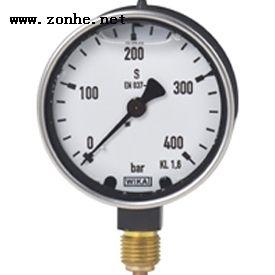 伟德国际betvicror官网威卡WIKA机械压力测量仪表