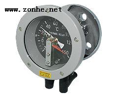 日本兵田HYODA车辆变压器用温度计型号Y3JA型(Φ75)