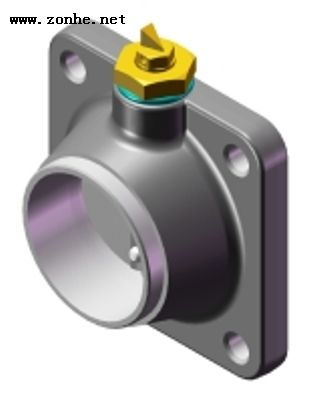 蝶阀A OR 80 Butterfly valve DIN42560 N0282058