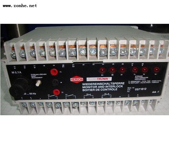 DORST压机监控单元HERION FLUIDTRONIK 订货号:0571612