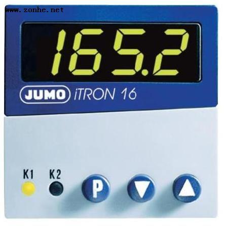 JUMO智能调节器JUMO iTRON 16 702041/88-888-000-23/210,06