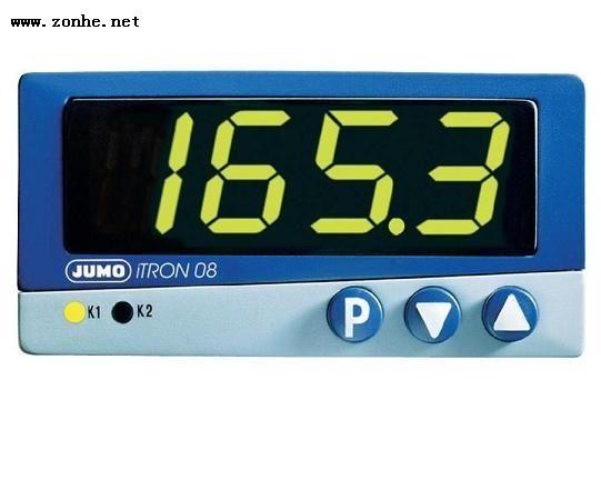 JUMO智能调节器JUMO iTRON 08 702043/88-888-000-23/210,06