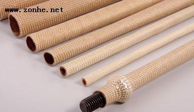 电动机和变压器用玻璃布管014045085 Flat tube SN56755-0,45X8,5-G