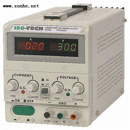 电源工作台数字测量ISO-Tech IPS303DD IPS 303DD,30V,3A