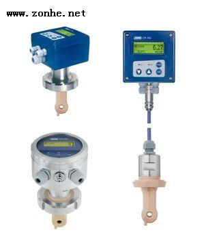 电磁式电导率变送器 JUMO CTI-750 202756/10-607-0000-82/767