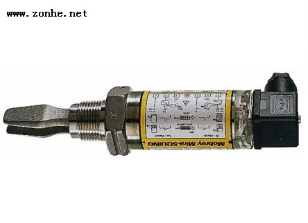 PNP不锈钢液位开关Mobrey  VT10, 500 mA, 100bar, 水平、垂直 Moun