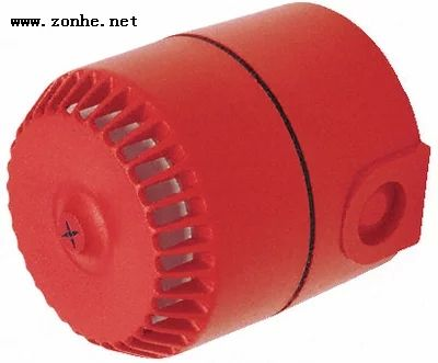 红色32音调电子发声器Fulleon ROLP/R/D/3 9-28Vdc 102dB