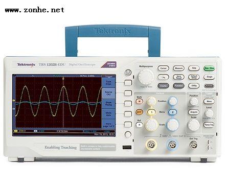 数字示波器Tektronix TBS1000 系列 TBS1102B-EDU  数字存储, 2 通道