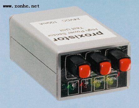 传感器测试仪Proxistor MU24DC, 100 mA, 可应用于接近传感器Proxistor