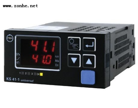 温度控制器P.M.A KS41-110-0000D-000Industrial Controller KS41-1