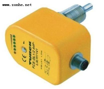 图尔克流量开关 FCS-G1/2A4P-VRX/230VAC  TURCK热导式流量开关FCS-G1