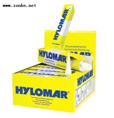 密封剂密封胶英国Hylomar M Dichtungsmasse blau Tube a 80 ml