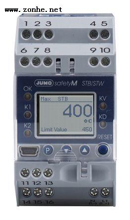 温度限值器Jumo 701150/8-01-0253-2001-25/005 Jumo STB/ST